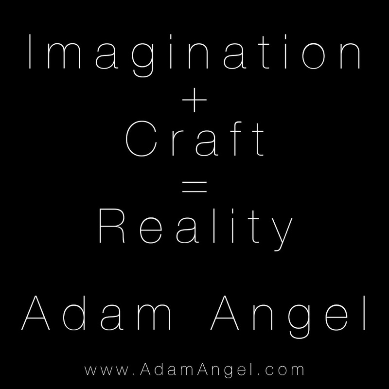 Adam Angel's Philosophy
